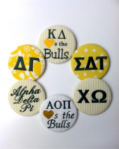 What a perfect way to show off your love for the USF Bulls! Order yours at www.tailgatecreations.com!!