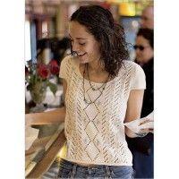 Bonita Shirt | InterweaveStore.com #3 light