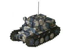 concept tanks: Tanks from Valkyria Chronicles