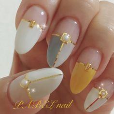 Manicure Nail Designs, Nail Manicure, Gel Nails, Stylish Nails, Trendy Nails, Gel Designs, Nail Art Designs, Nail Designs Spring, Nail Inspo