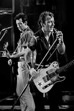 The Clash at Theatre Mogador, Paris, France, September 1981