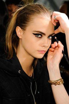 classic cateye beauty inspiration