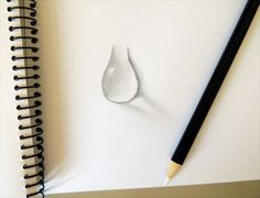 Water is often viewed as an extremely difficult substance to draw realistically, but I hope that my step-by-step tutorial will make it seem a lot easier!