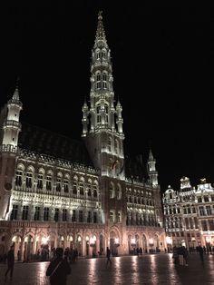 Brussels lights