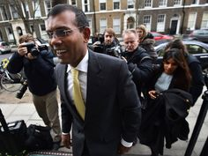 Mohamed Nasheed was jailed for ordering the arrest of a sitting senior judge, which the court called an abduction and punishable under a section of an antiterrorism law.
