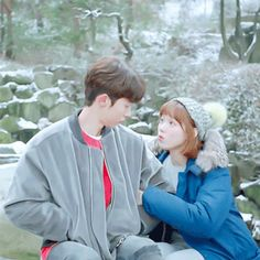 Why'd they break up T Weightlifting Fairy Kim Bok Joo Swag, Weight Lifting Memes, Weighlifting Fairy Kim Bok Joo, Nam Joo Hyuk Lee Sung Kyung, Kdrama, Joon Hyung, Kim Book, Swag Couples, Nam Joohyuk