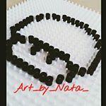 "99 Likes, 8 Comments - @art_by_nata_ on Instagram: ""Aww.. they are so cute! :) #hama #hamabeads #hamamidi #midi #bügelperlen #handmade #perler #beads…"""