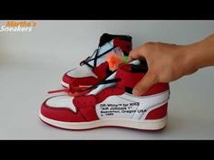 new style 2af20 40905 Martha Review Best Sneakers  UA Air Jordan 1 White Black Varisity Red