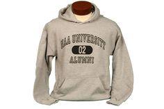 NAA University Alumni Hoodie