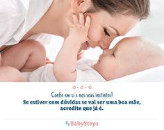 #Mãe #babysteps #infográficos #crianças #carinho