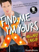 Find Me I'm Yours on itunes