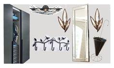 Spring hallway by tatiana-petushkova on Polyvore featuring interior, interiors, interior design, дом, home decor, interior decorating and Fine Art Lamps