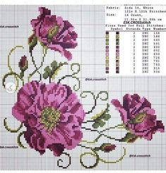 Cross Stitch Fruit, Cross Stitch Heart, Cross Stitch Flowers, Cross Stitching, Cross Stitch Embroidery, Embroidery Patterns, Hand Embroidery, Modern Cross Stitch Patterns, Cross Stitch Designs