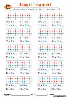 matematica geometria cl1 - La maestra Enza didattica e disegni