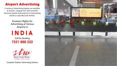 #AirportAdvertisement #AdAgencyinLucknow