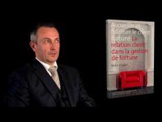 """Interview de Remi Chadel, auteur du livre """"Accueillir et fidéliser le client fortuné"""""""
