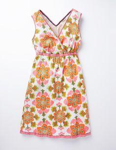 Crinkle Holiday Dress