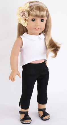 American Girl Doll Clothes AG Doll 18 Inch by ModernDollWorld