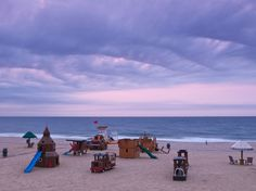 Beach, New Jersey