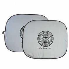"""Promotional Dual Panel Auto Shades.. #promotionalcarsunshades, #customautoshades... Dual panel nylon automobile sunshade with an elastic strap; logo imprinted on both panels. Folds into a 12"""" circle. This item will ship unfolded. 32"""" W x 28"""" H See more details at: http://www.houseofimprints.com/32-x28-dual-panel-auto-shades"""