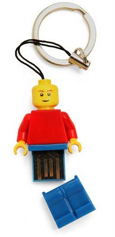 LEGO Minifig USB Flash Drive