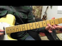 The Black Keys - Tighten Up - Electric Blues Rock Guitar Lesson Tutorial - How to Play Fender Tele - YouTube