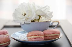 The Baking Diary: Mastering Macarons