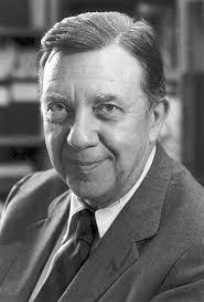 PHYSICS PROFESSOR  JAMES VAN ALLEN BORN 1914 / MT. PLEASANT IA.