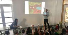 Los niños elegirán el #diseño del parque infantil de Can Misses