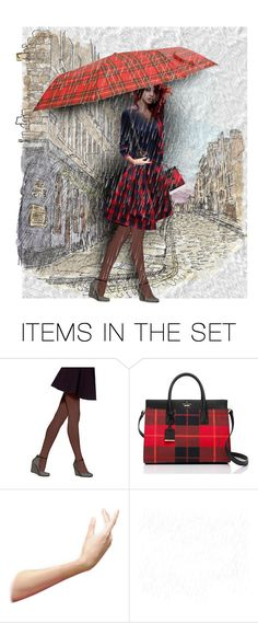 """""""Rainy Day In Edinburgh"""" by bb60477 ❤ liked on Polyvore featuring art"""