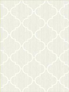 Trellis Sheerest White behind the bed Interior Wallpaper, Wallpaper Designs, White Wallpaper, Print Wallpaper, Original Wallpaper, Wallpaper Ideas, Designer Wallpaper, Tile Patterns, Textures Patterns