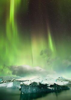 """The shining lagoon"" by Arnar Kristjansson on 500px"