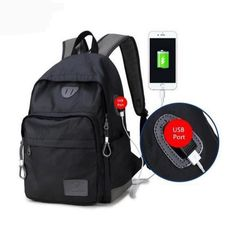 Cheap notebook computer backpack, Buy Quality backpack for teenagers directly from China backpack for Suppliers: FengDong men usb backpack bag big boys school bags male retro black laptop bag 13 14 15 notebook computer backpack for teenagers Computer Backpack, Travel Backpack, Laptop Bag, Backpack Bags, School Bags For Boys, Usb, Men's Backpacks, Adolescents, Shoulder Backpack