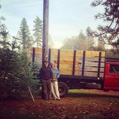 "Did you know you can support land conservation by purchasing a ""wild grown"" holiday tree from Bear Yuba Land Trust?   Yesterday Helen Crawford and Brent McDermott donated a truckload of beautiful trees harvested from their high elevation property. We feel so blessed.  Choose from white fir for $8/ per foot and red fir or ""silver tip"" for $10/ per foot (trees above eight feet are $12/ per foot). Stop by the Land Trust office 9 a.m. to 5 p.m. today through Wednesday. Get them while supplies…"