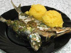 Sardine cu suc de lămâie şi portocală la cuptor Spanakopita, Sardinia, Ethnic Recipes, Food, Essen, Meals, Yemek, Eten