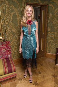Lauren Santo Domingo wore Gucci - Moda Operandi Frieze dinner, London - October 6 2016