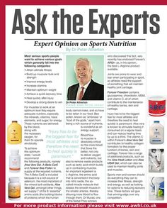 Our expert Dr Peter Atherton talks about the importance of sport nutrition and aloe Forever Living Aloe Vera, Forever Aloe, Forever Living Business, How To Find Out, How To Become, L Arginine, Soccer Tips, Play Soccer, Forever Living Products