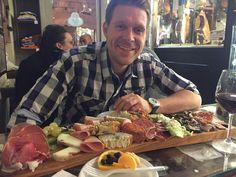 La Prosciutteria Trastevere - #faccedaprosciutteria #foodies #instafood #happy #italy #rome