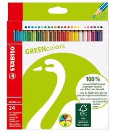Stabilo Green Colore