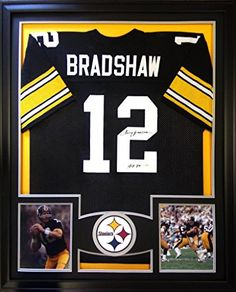 Terry Bradshaw Framed Jersey Signed TRISTAR COA Autographed Pittsburgh Steelers Mister Mancave http://www.amazon.com/dp/B00N2CSIZW/ref=cm_sw_r_pi_dp_pxKswb104YBV0