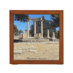 Ancient Olympia - Peloponnese Desk Organizers