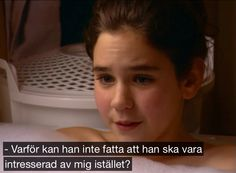 moments i svensk film och tv : Photo Movie Quotes, Life Quotes, Swedish Quotes, Qoutes About Love, Different Quotes, Wise Words, Best Quotes, Funny, How Are You Feeling
