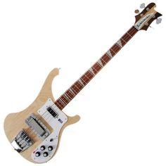 Rickenbacker 4003 Bass in Mapleglo