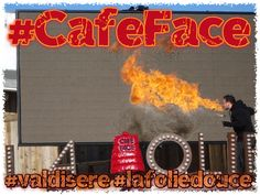 @lafoliedouce in @valdisere - CaféFace | See more at https://www.facebook.com/ApresSkiPage/photos_stream and See more at https://www.facebook.com/ApresSkiPage