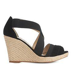 f0765359528 LK BENNETT Alycia espadrille wedge sandals