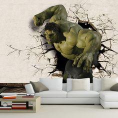 Custom Photo Wallpaper 3D Stereoscopic Creative Cartoon Game Large Mural Giant Movie Comics Theme Wallpaper Bedroom Living Room