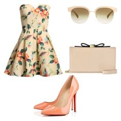 """""""Untitled #1709"""" by ceceiscool1995 ❤ liked on Polyvore"""