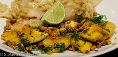 Hanoi Turmeric Fish with Dill