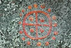 Soltegn Runes, Symbols, Traditional, Stone, Crafts, Home Decor, Art, Craft Art, Rock