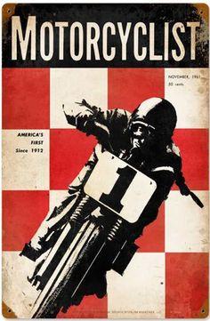 Motorcyclist November 1961